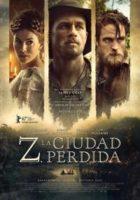 Z: La Ciudad Perdida online, pelicula Z: La Ciudad Perdida
