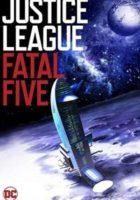 Justice League vs the Fatal Five online, pelicula Justice League vs the Fatal Five