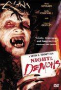 pelicula La noche de los demonios,La noche de los demonios online