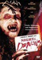 La noche de los demonios online, pelicula La noche de los demonios