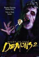 La noche de los demonios 2 online, pelicula La noche de los demonios 2