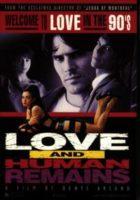 Amor y restos humanos online, pelicula Amor y restos humanos