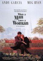 Cuando un hombre ama a una mujer online, pelicula Cuando un hombre ama a una mujer